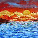 Sunset Siesta by signaturelaurel