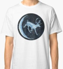 Magical, Glowing Reindeer Classic T-Shirt