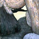 A Boulder Space by James Lewis Hamilton