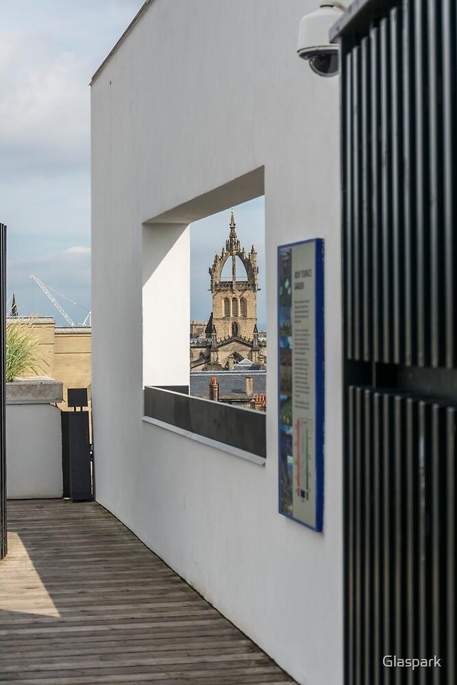 Framed Church by Glaspark