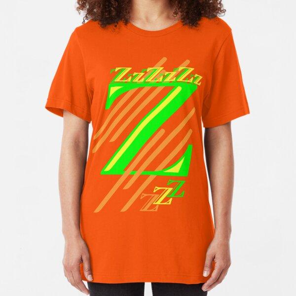 ZZZEDS Slim Fit T-Shirt