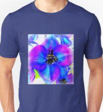 Delphinium Detail Unisex T-Shirt