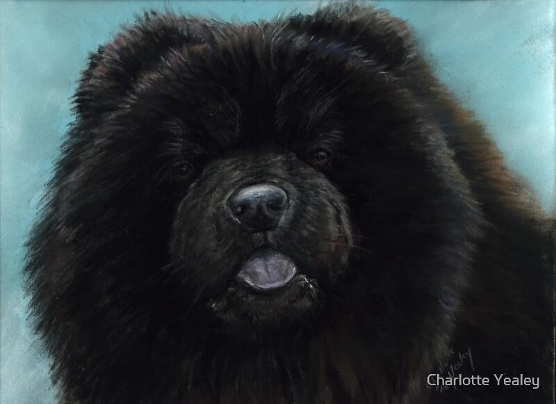 chow chow lion black - photo #23