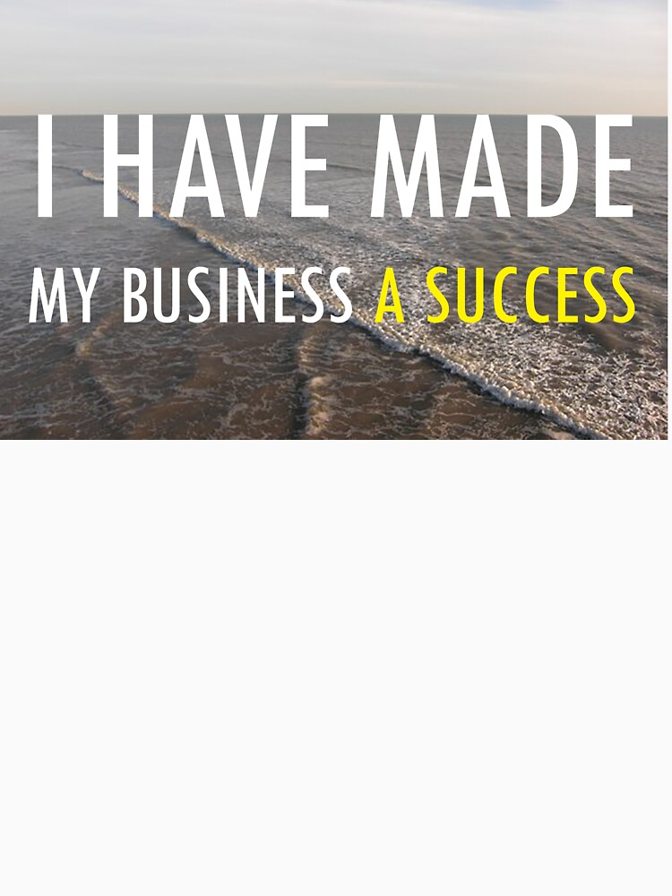 My Business Success by EARNESTDESIGNS