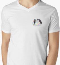 Skam france- sont heureux V-Neck T-Shirt