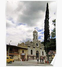 Idyllic Vilcabamba, Ecuador IV Poster