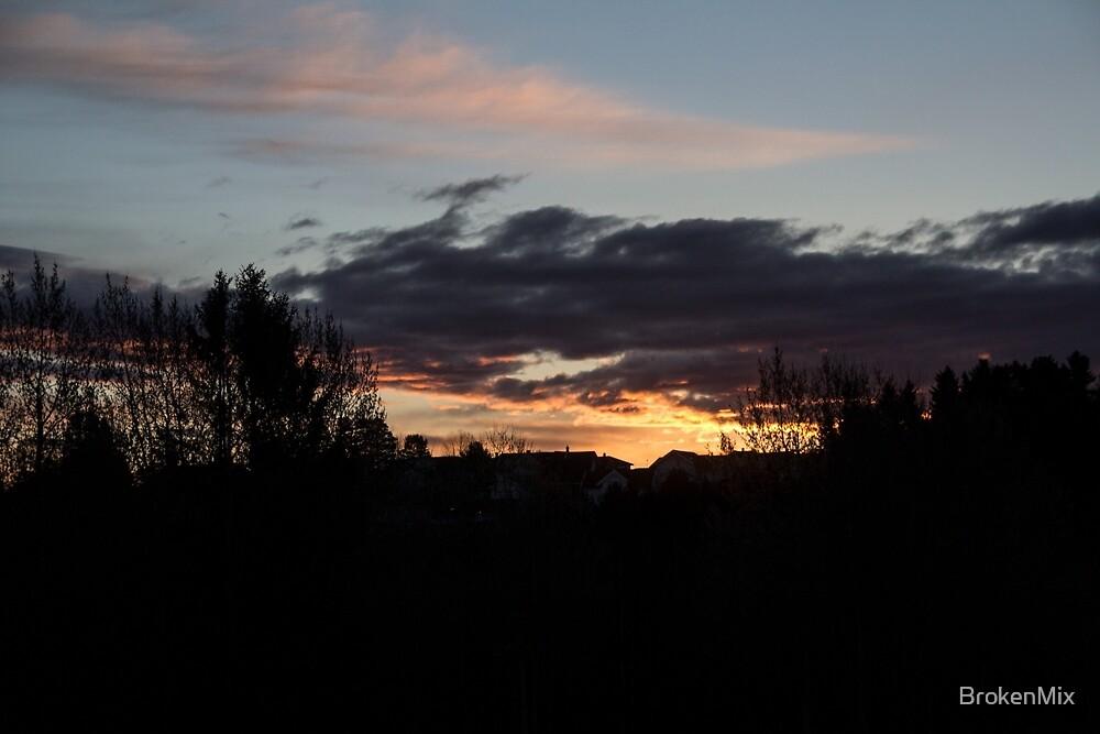 Sunrise by BrokenMix