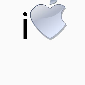 I heart Apple by oliver9523