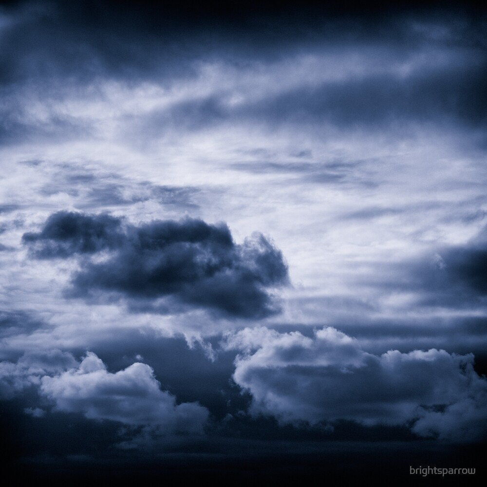 Clouds #21 by brightsparrow