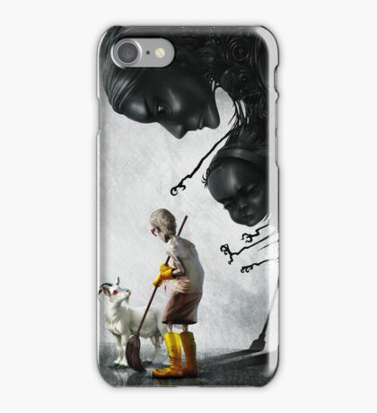 milk for the ugly - poster art iPhone Case/Skin