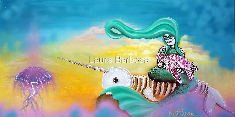 Sea Sky by Laura Barbosa