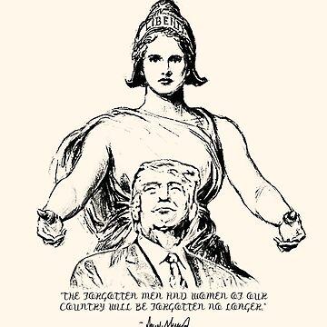 Columbia Embraces Donald Trump by CentipedeNation