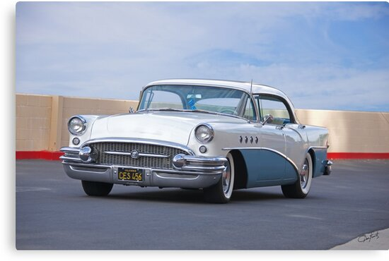 1955 Buick Century Four Door Hardtop by DaveKoontz