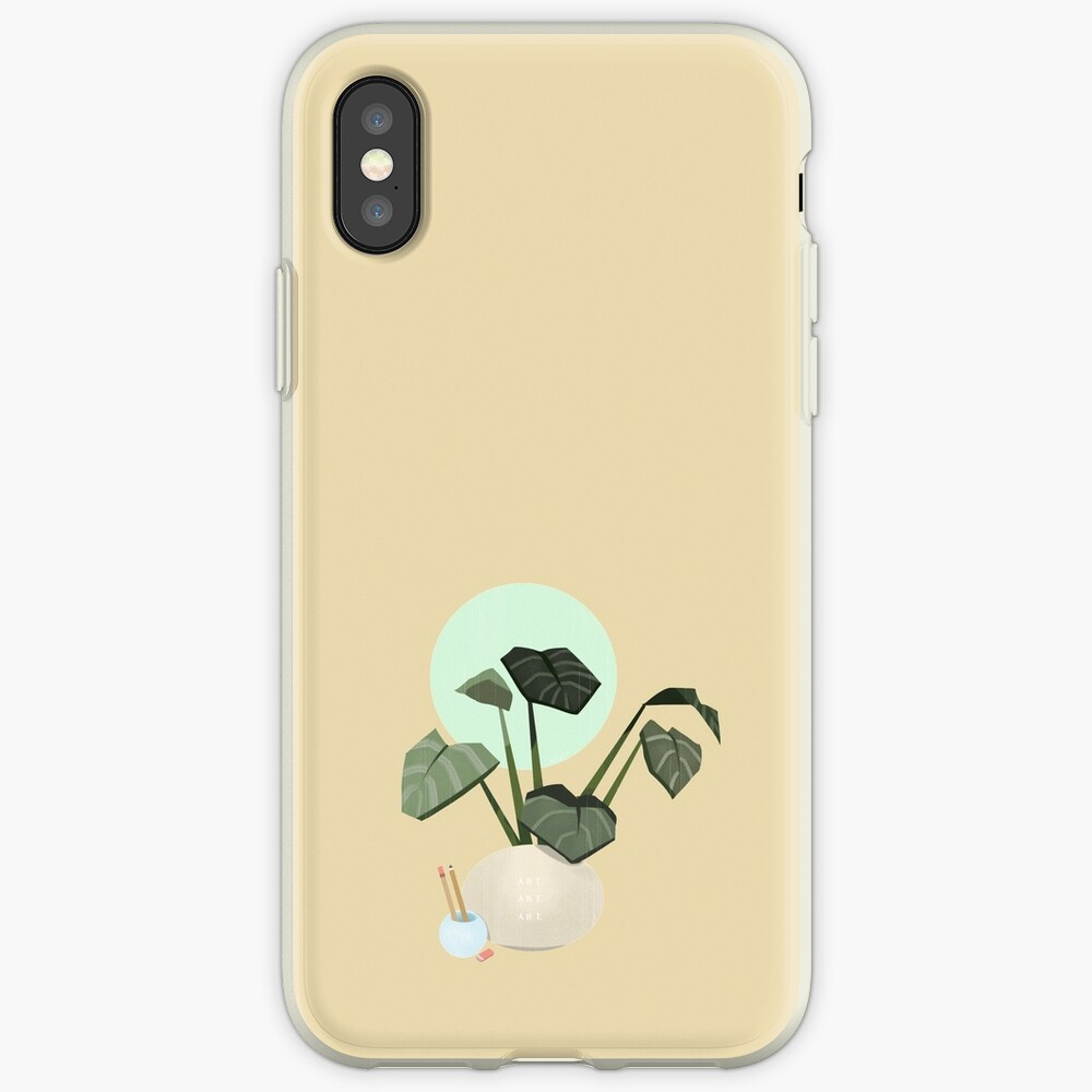 Plants plants plants iPhone Case & Cover