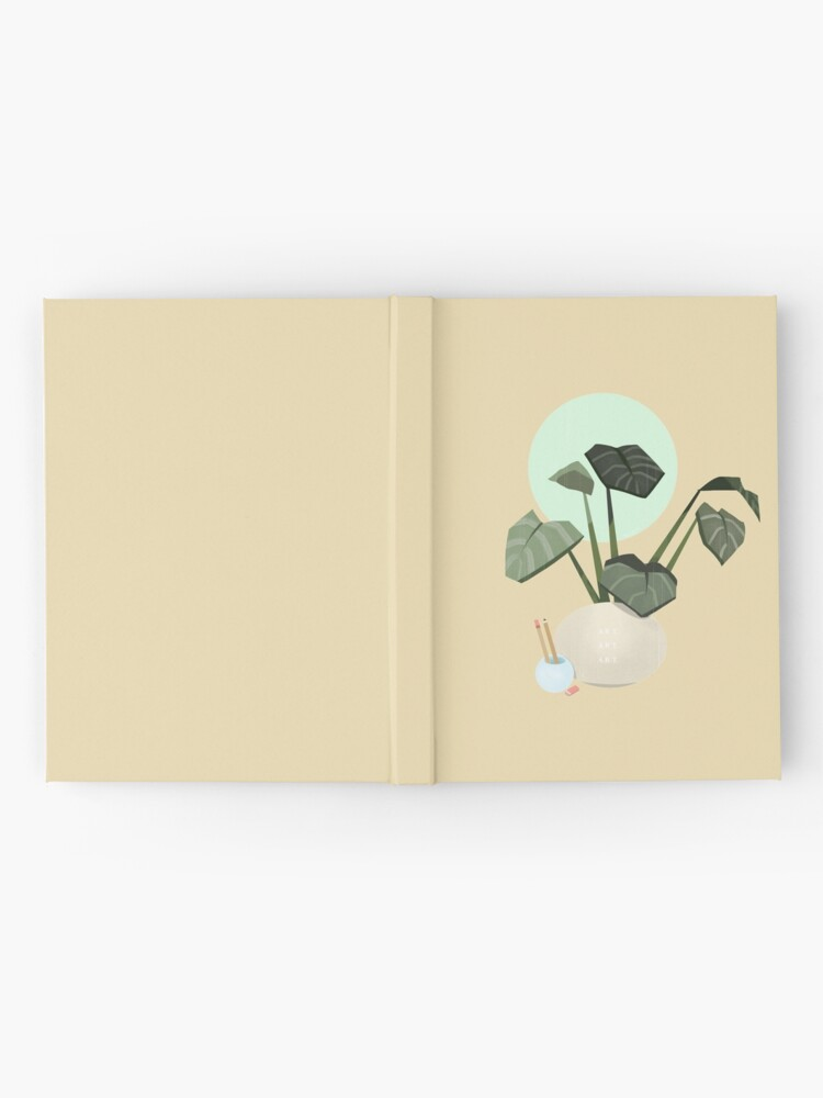 Alternate view of Plants plants plants Hardcover Journal