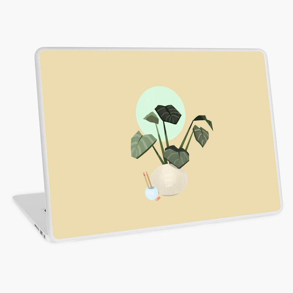Plants plants plants Laptop Skin