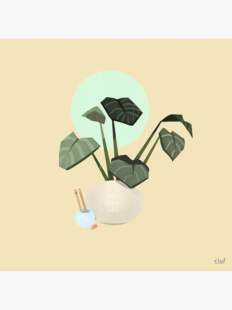 Plants plants plants by clef