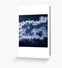 Clouds #10 Greeting Card