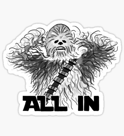 All In Sticker