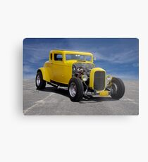1932 Ford 'American Graffiti' Coupe Metal Print