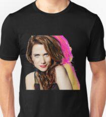 Kristen Wiig SNL Portrait T-Shirt