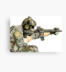 USA Ranger Canvas Print