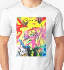 Graffiti Sailor Moon Unisex T-Shirt