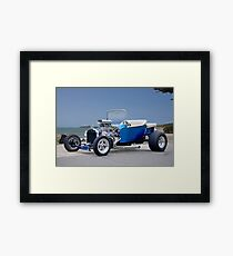 1927 Ford Bucket T Pickup Roadster III Framed Print