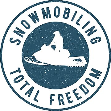 Snowmobiling Total Freedom by offroadstyles