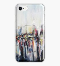 City square iPhone Case/Skin
