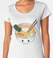 Kawaii Ramen   Shy Women's Premium T-Shirt