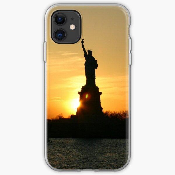 Lady Liberty iPhone Soft Case
