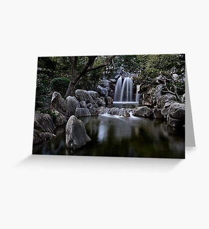 Chinese Garden of Friendship Greeting Card