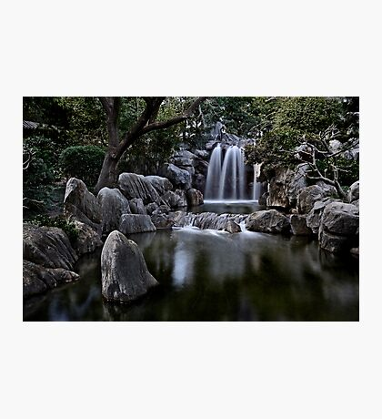Chinese Garden of Friendship Photographic Print