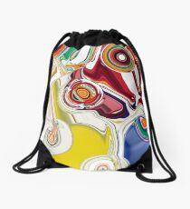 Game of Colors Drawstring Bag
