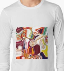 Game of Colors Long Sleeve T-Shirt