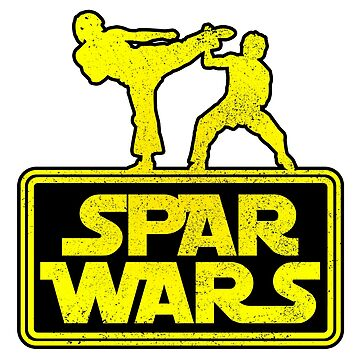 Spar Wars - sparring sports by RAWWR