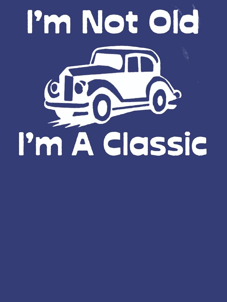 i-m-a-classic by mujaer88