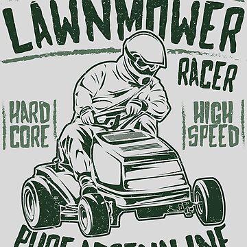 Lawnmower Worlds Best Racer by offroadstyles