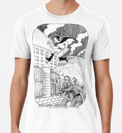 Spring-Heeled Jack Men's Premium T-Shirt