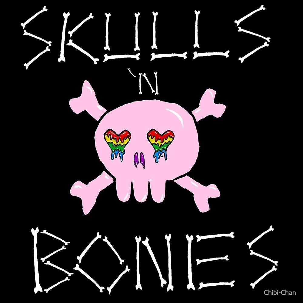 Skulls 'N Bones by Chibi-Chan