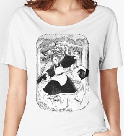 Nuke-Kubi Women's Relaxed Fit T-Shirt