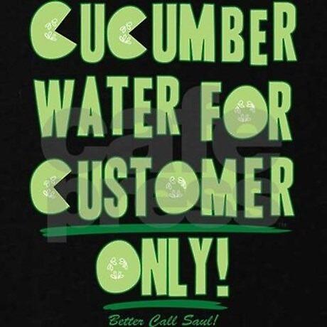 Cucumber Water by dailydalton