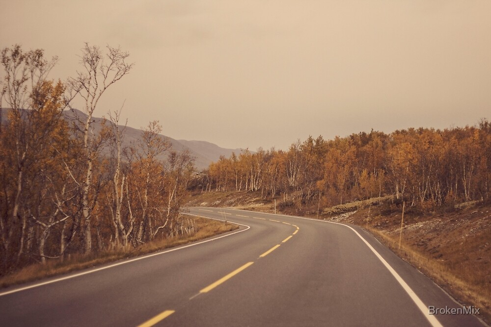 Roadtrip by BrokenMix