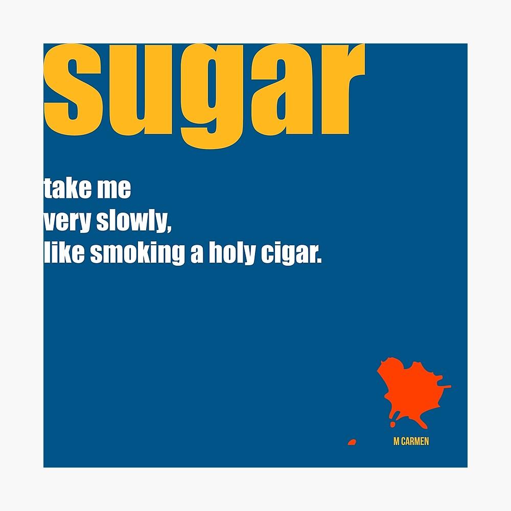 sugar Photographic Print
