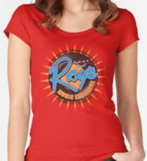 Ray's Music Exchange Women's Fitted Scoop T-Shirt