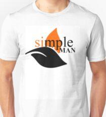 Camiseta unisex demo simple man