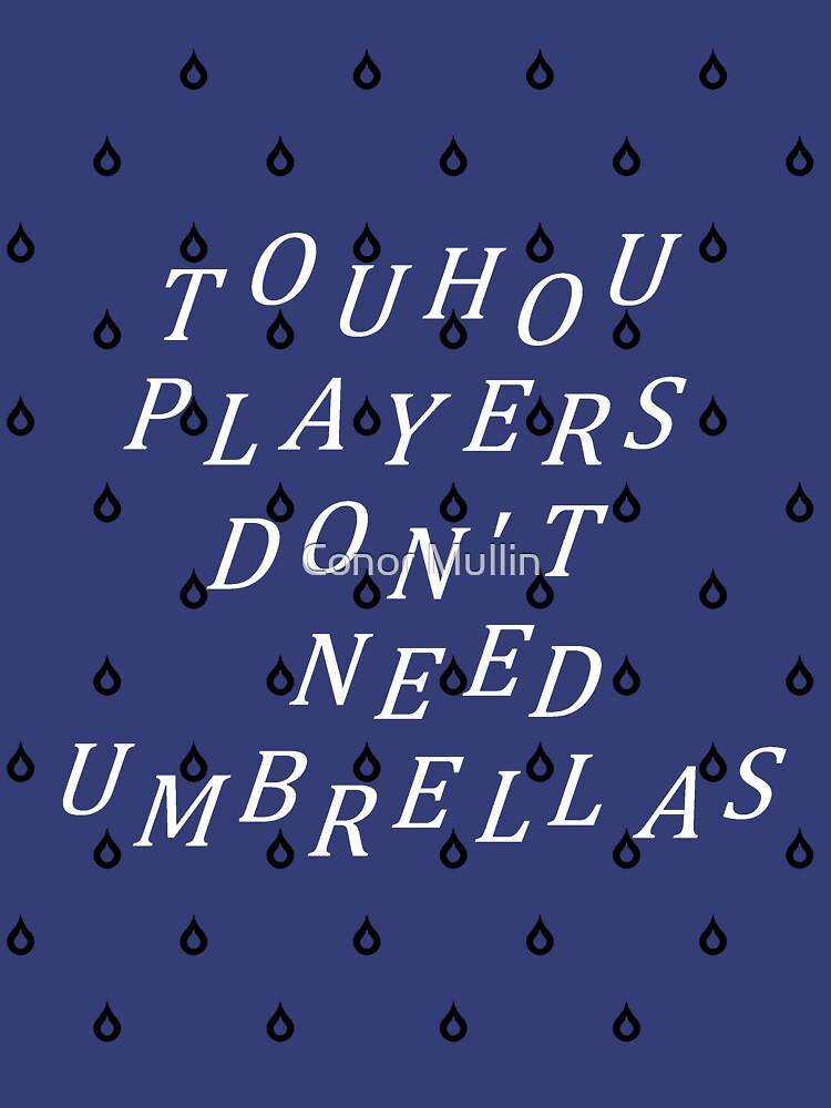 Touhou Spieler brauchen keine Regenschirme von indydegrees1