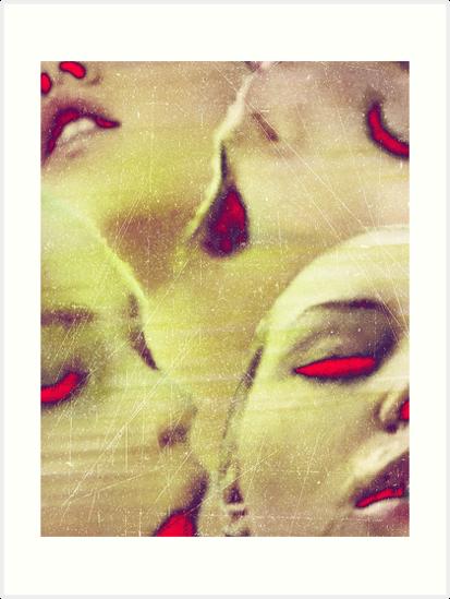 Women Pleasure by DFLC Prints