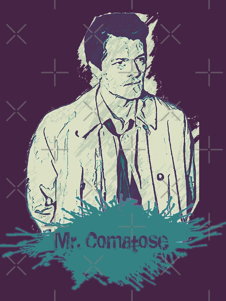 Mr. Comatose by MishaHead